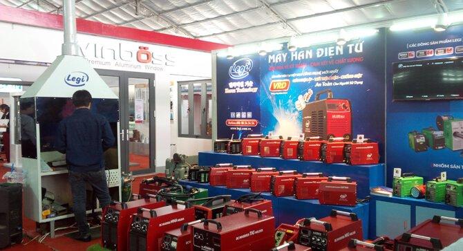 Đại lý máy hàn điện tử Legi Hàn Quốc
