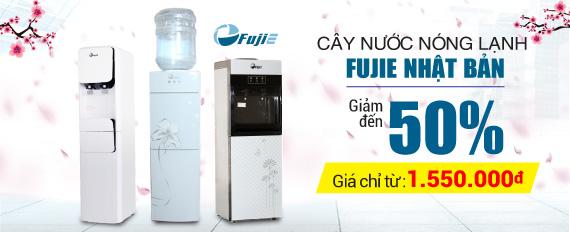Cây nước nóng lạnh Fujie giá rẻ loại tốt nhất