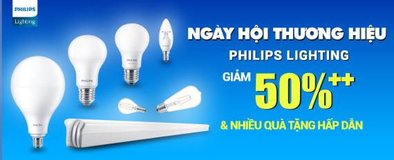 Mã giảm giá bóng đèn led philips lighting