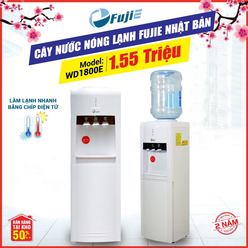 Flash Sales cây nước nóng lạnh Fujie Nhật Bản