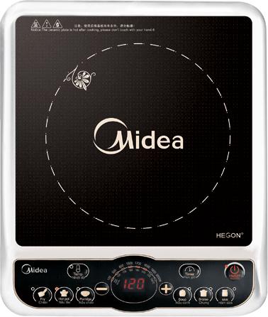 Bếp điện từ Midea MI-SV20DY