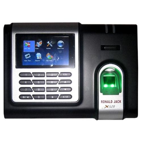 Máy chấm công vân tay Ronald Jack X628-C+ID