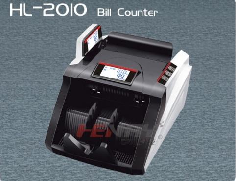 Máy đếm tiền HENRY HL-2010UV