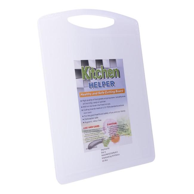 Thớt nhựa P.E kháng khuẩn PL.12-002