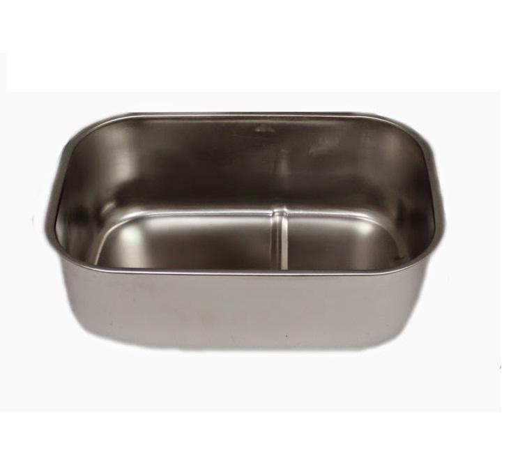 Hộp cơm hâm nóng Chefman CM-112i - Lòng Inox