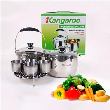 Kết quả hình ảnh cho nồi nấu ủ đa năng kangaroo