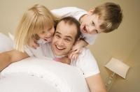 Một ông bố tốt trị giá bao nhiêu