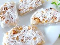 Cách làm kem chuối đậu phộng nước cốt dừa cực ngon đơn giản tại nhà