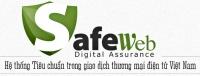 ALOBUY.vn được cấp chứng nhận Safeweb - Hệ thống tiêu chuẩn trong giao dịch thương mại điện tử