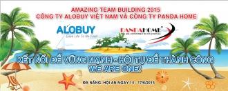 Thông báo lịch nghỉ từ 14 đến 17/06/2015 tổ chức Team building