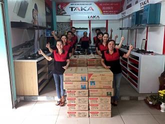 ALOBUY Việt Nam - Hệ thống Showroom Bếp Gas & Thiết bị nhà bếp cao cấp tại Quận Tân Phú