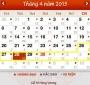 Năm 2015 - Lịch nghỉ lễ Giỗ tổ Hùng Vương, 30-4 và 1-5  kéo dài nhất đến 8 ngày