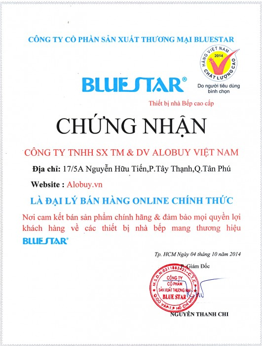 Bep-Gas-Bluestar-Chung-Nhan-Dai-Ly-Phan_phoi-ALOBUY-vn