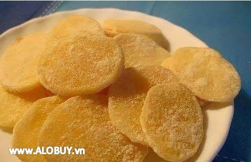 cách làm mứt khoai tây tại nhà