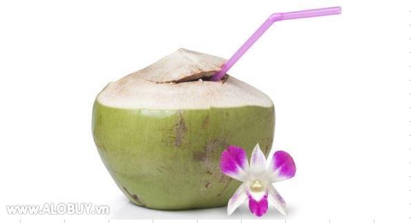 Những công dụng tuyệt vời của việc uống nước dừa khi đói trong vòng 7 ngày