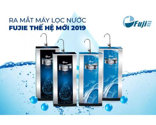 Máy lọc nước RO FujiE Nhật Bản mở bán khuyến mãi lần 2 hấp dẫn