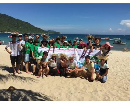 Thông báo lịch nghỉ từ 6 đến 8/05/2016 tổ chức Team building
