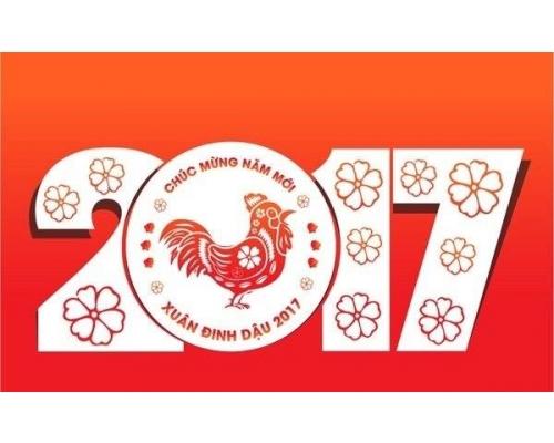 Thư Chúc Tết CBNV, Đối Tác, Quý Khách Hàng Xuân Đinh Dậu 2017 từ CEO ALOBUY Việt Nam