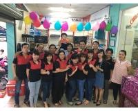 Tiệc tất niên 2015 Công ty TNHH SX-TM-DV ALOBUY Việt Nam