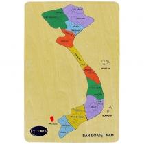 Bản đồ Việt Nam Winwintoys 62242