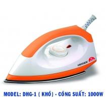 Bàn ủi khô Kim Cương DHG-1 - Công suất 1000W