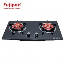 Bếp ga âm hồng ngoại Fujipan FJ-8990-15GHN - Pép hâm 2 vòng lửa