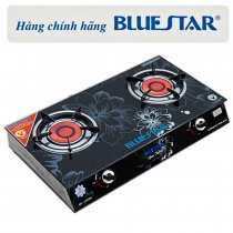 Bếp gas hồng ngoại Bluestar NG-5790BC, Magneto 2 vòng lửa