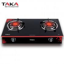Bếp gas hồng ngoại Taka TK-HG5, Magneto 2 vòng lửa