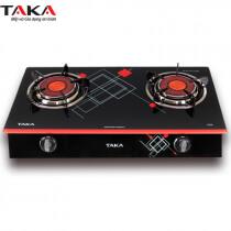 Bếp gas hồng ngoại Taka TK-HG6, Magneto 2 vòng lửa