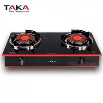 Bếp gas hồng ngoại Taka TK-HG9, Magneto 2 vòng lửa