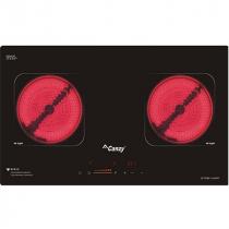 Bếp hồng ngoại đôi cảm ứng Canzy CZ-72CBS/LUXURY