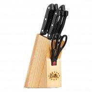 Bộ dao kéo làm bếp 7 món Chuanghui FE.01-004