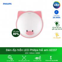 Đèn trần phòng trẻ em Philips Pig LED 62237