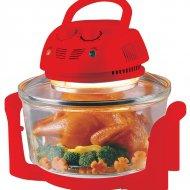 Lò nướng thủy tinh Legi LG-618LO / Đỏ