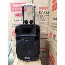 Loa vali kéo di động Bluetooth Karaoke TEMEISHENG A12-21