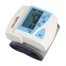 Máy đo huyết áp cổ tay Microlife BP 3BU1-3
