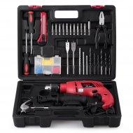 Máy khoan động lực Skil 6513 - Set 138 chi tiết