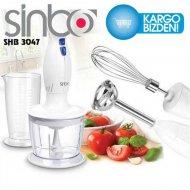 Máy xay cầm tay đa năng Sinbo SHB-3047