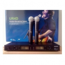 Micro không dây Shure UR4D
