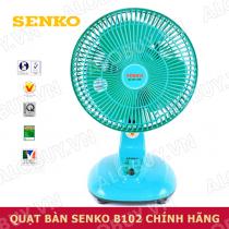 Quạt điện để bàn SENKO B102