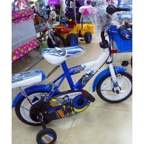 Xe đạp trẻ em - 12 inch - M890-X2B (Số 5 - Xanh+Trắng)