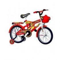Xe đạp trẻ em- 16 inch -  M1168-X2B (Số 10 - Bánh căm 2 màu Robot)