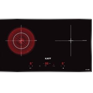 Bếp điện từ đôi Kaff KF-105IC