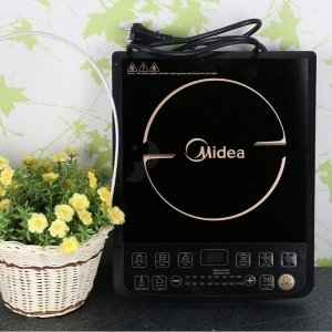 Bếp điện từ Midea MI-B2113DA