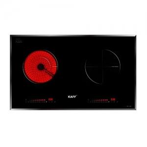 Bếp điện từ và hồng ngoại đôi Kaff KF-FL108