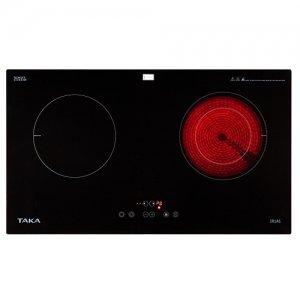 Bếp đôi hồng ngoại điện từ Taka TK-IR1A1