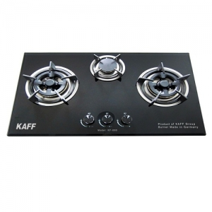 Bếp gas âm 3 lò Kaff KF-690