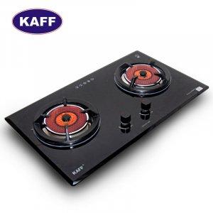 Bếp gas âm hồng ngoại KAFF KF-608I - Cảm ứng ngắt gas