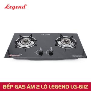 Bếp gas âm Legend LG-611Z