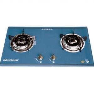 Bếp gas âm Queenhouse QH-9103 - Ngắt gas tự động